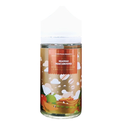 European Desserts Mango Macaroons 100мл (3мг) - Жидкость для Электронных сигарет