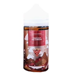 European Desserts Tyrolean Pie Currant 100мл (3мг) - Жидкость для Электронных сигарет