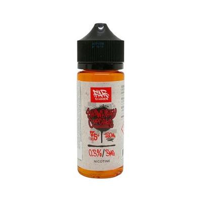 Far Strawberry Cupcake 120мл (3) - Жидкость для Электронных сигарет