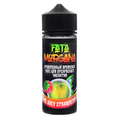 Fata Morgana Earl Grey Strawberry 120мл (3мг) - Жидкость для Электронных сигарет