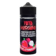 Fata Morgana Lychee Strawberries 120мл (3мг) - Жидкость для Электронных сигарет
