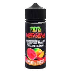 Fata Morgana Mango Guava 120мл (3мг) - Жидкость для Электронных сигарет