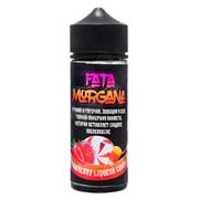 Fata Morgana Strawberry Liqueur Candy 120мл (3мг) - Жидкость для Электронных сигарет