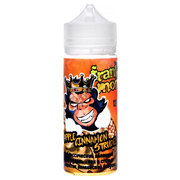 Frankly Monkey White Apple Cinnamon Strudel 120мл (3) - Жидкость для Электронных сигарет