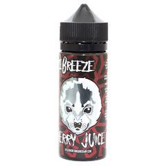 Freeze Breeze Сherry Juice 120мл (3мг) - Жидкость для Электронных сигарет