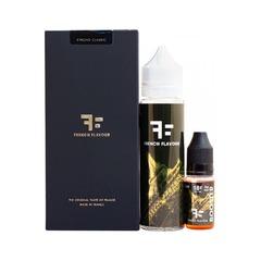 French Flavour Classics Strong 50мл (3) - Жидкость для Электронных сигарет