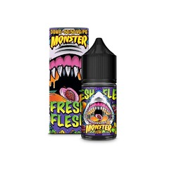 Monster Salt Fresh Flesh 30мл (20мг) - Жидкость для Электронных сигарет