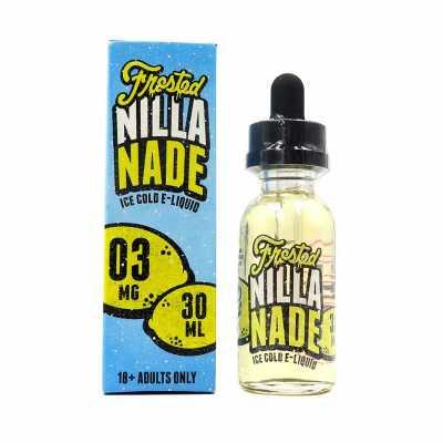 Frosted Nilla Nade 30мл (0) - Жидкость для Электронных сигарет (Clone)