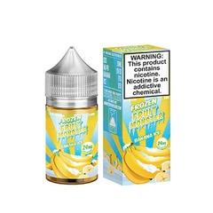 Frozen Fruit Monster Salt Banana 30мл (48мг) - Жидкость для Электронных сигарет