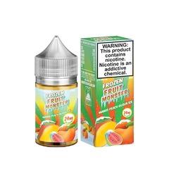 Frozen Fruit Monster Salt Mango Peach Guava 30мл (24мг) - Жидкость для Электронных сигарет