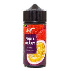 Fruit and Berry Малина Маракуйя 100мл (3мг) - Жидкость для Электронных сигарет
