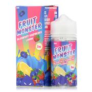Fruit Monster Blueberry Raspberry Lemon 100мл (3мг) - Жидкость для Электронных сигарет