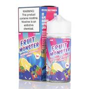 Fruit Monster Blueberry Raspberry Lemon 120мл (3) - Жидкость для Электронных сигарет (Clone)