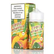 Fruit Monster Mango Peach Guava 120мл (3) - Жидкость для Электронных сигарет (Clone)