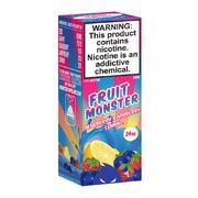 Fruit Monster Salt Blueberry Raspberry Lemon 30мл (48мг) - Жидкость для Электронных сигарет