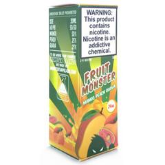 Fruit Monster Salt Mango Peach Guava 30мл (24мг) - Жидкость для Электронных сигарет