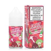 Fruit Monster Salt Strawberry Kiwi Pomegranate 30мл (24мг) - Жидкость для Электронных сигарет