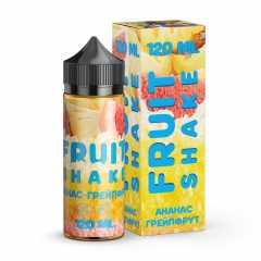 Fruit Shake Ананас Грейпфрут 120мл (3мг) - Жидкость для Электронных сигарет