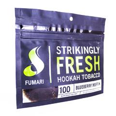 Fumari Blueberry Muffin 100г - Табак для Кальяна