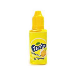 Жидкость для Электронных сигарет Funta Pineapple 30мл (0мг) (Clone)