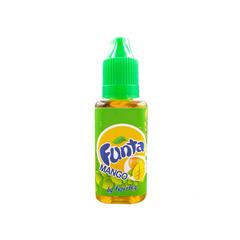 Жидкость для Электронных сигарет Funta Mango 30мл (0мг) (Clone)