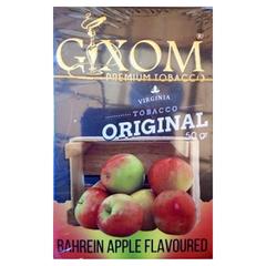 Gixom Bahrein Apple 50г - Табак для Кальяна