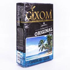 Gixom Caribbean 50г - Табак для Кальяна