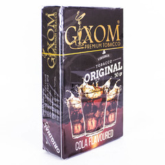 Gixom Cola 50г - Табак для Кальяна