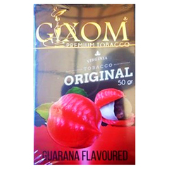 Gixom Guarana 50г - Табак для Кальяна