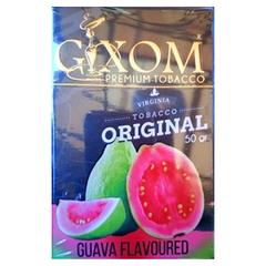 Gixom Guava 50г - Табак для Кальяна