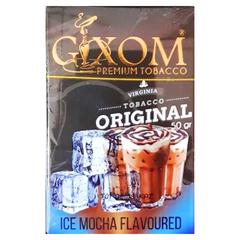 Gixom Ice Mokha 50г - Табак для Кальяна