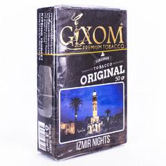 Gixom Izmir Nights 50г - Табак для Кальяна