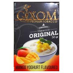 Gixom Mango Yoghurt 50г - Табак для Кальяна