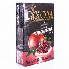 Gixom Pomegranate 50г - Табак для Кальяна