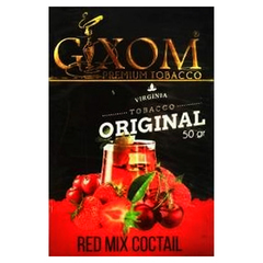Gixom Red Mix Coctail 50г - Табак для Кальяна