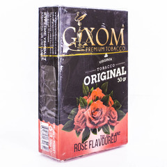 Gixom Rose 50г - Табак для Кальяна