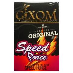 Gixom Speed Force 50г - Табак для Кальяна