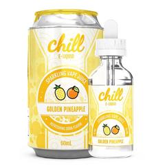 Chill Golden Pineapple 60мл (3мг) - Жидкость для Электронных сигарет