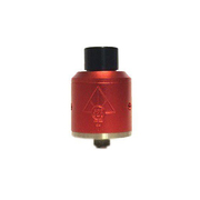 Атомайзер 528 Custom Vapes Goon V4 RDA (Красный) Clone