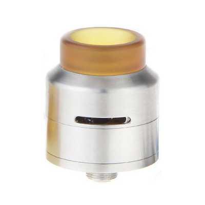 Атомайзер 528 Custom Vapes Goon LP RDA (Стальной) Clone