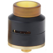 Атомайзер 528 Custom Vapes Goon LP RDA (Черный)