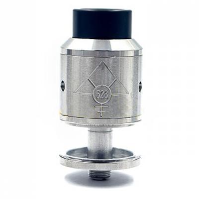 Атомайзер 528 Custom Vapes Goon RDTA 22 (Стальной) Clone