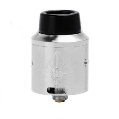 Атомайзер 528 Custom Vapes Goon v4 RDA (Стальной) Clone