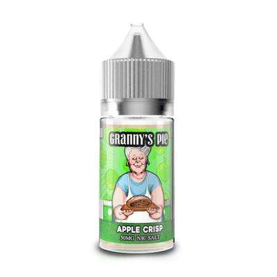 Granny`s pie Salt Apple Crisp 30мл (20) - Жидкость для Электронных сигарет