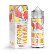 Frozen Yoghurt Грейпфрут - Ананас 120мл (0) - Жидкость для Электронных сигарет