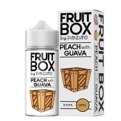Fruitbox Peach with Guava 100ml (0мг) - Жидкость для Электронных сигарет