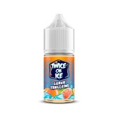Twice On Ice SALT Guava Tangerine 30ml (25мг) - Жидкость для Электронных сигарет