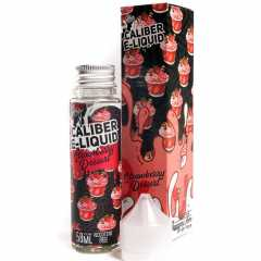 Caliber Strawberry Dessert 58мл (3мг) - Жидкость для Электронных сигарет