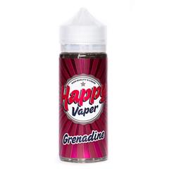 Happy Vaper Grenadine 120 мл (3) - Жидкость для Электронных сигарет