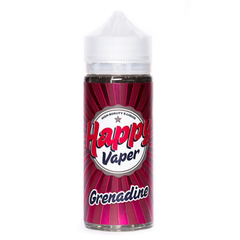 Happy Vaper Grenadine 120 мл (3мг) - Жидкость для Электронных сигарет